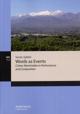 Words as Events - Cretan Mandinádes in Performance and Composition