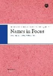 Names in Focus - An Introduction to Finnish Onomastics