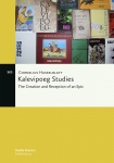 Kalevipoeg Studies - The Creation and Reception of an Epic